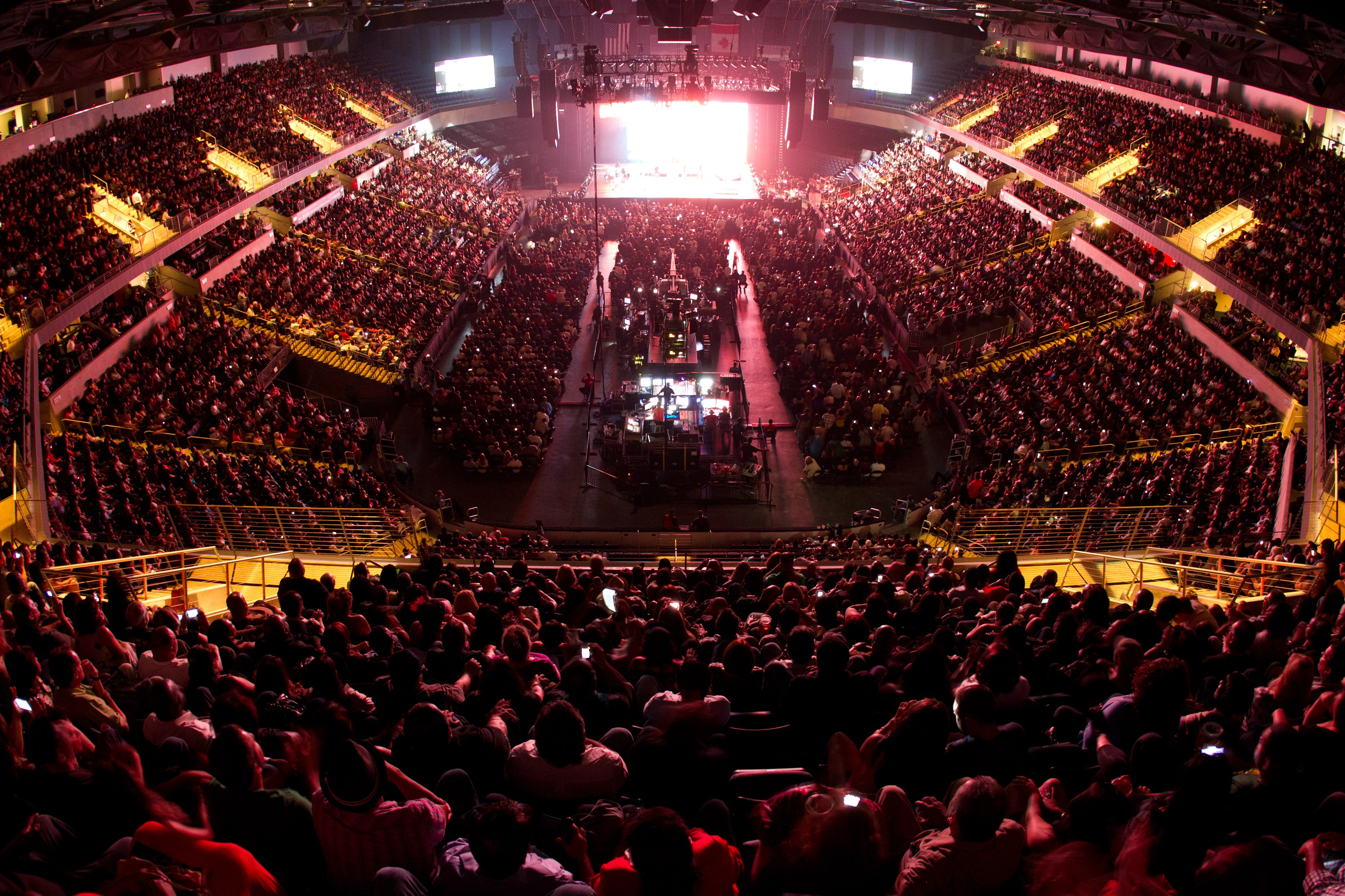 Group Sales Citizens Business Bank Arena