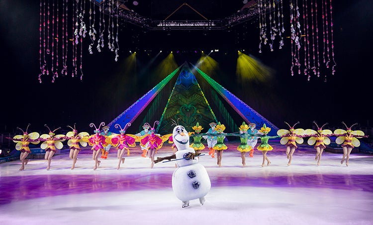 Disney On Ice: FROZEN | Citizens Business Bank Arena