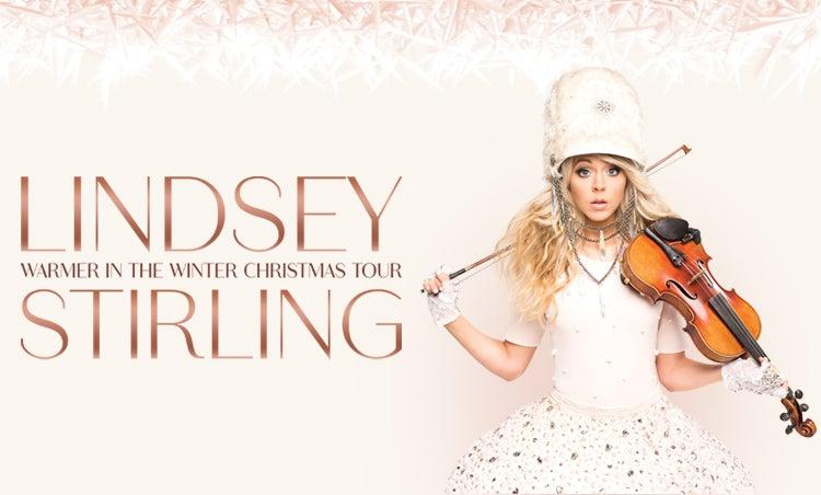 Lindsey Stirling Christmas Album.Lindsey Stirling Toyota Arena
