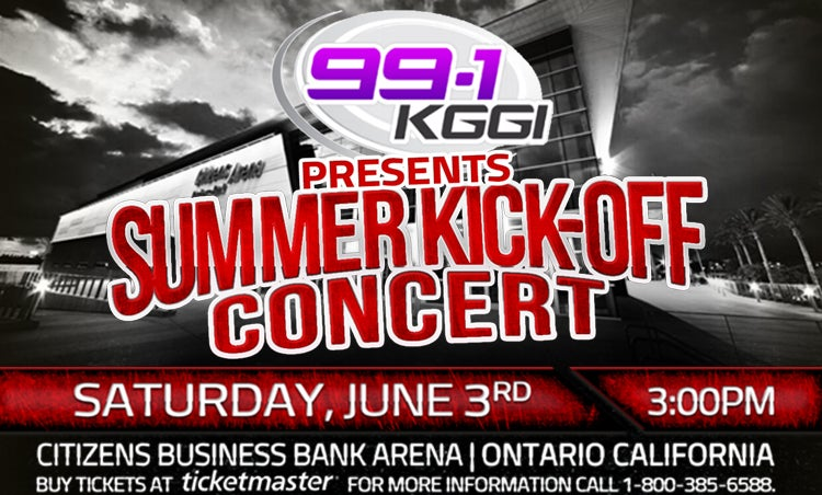 SUMMER KICK OFF CONCERT